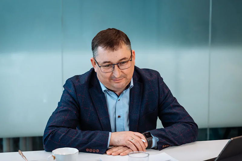 Вадим ЧЕЧЕНКО: «Проблема ухода бизнеса из Омска преувеличена»