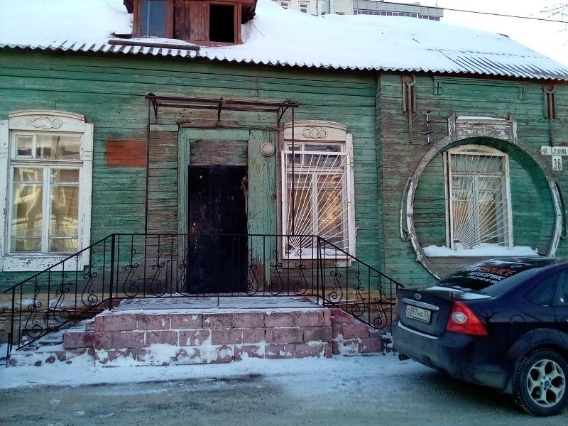 «Вымирающая архитектура»: Минкульт обязал омских полицейских отремонтировать старинный «дом с кругами» #Новости #Общество #Омск