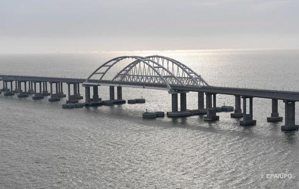 Крымский мост: Канада ввела санкции против РФ