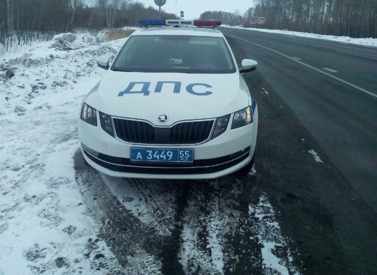 Омич поблагодарил оштрафовавших его сотрудников ГИБДД #Новости #Общество #Омск