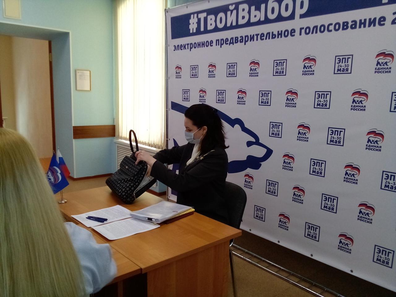 «Паровоз» или «вагон»? Фадина рассказала, в каком качестве идет на выборы в Госдуму #Новости #Общество #Омск