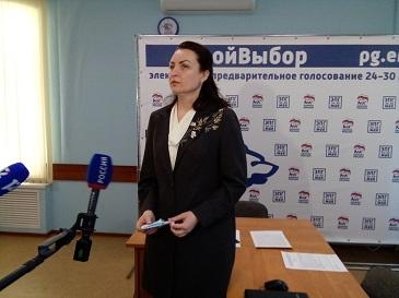 Фадина уверена, что добилась всех благ для Омска – пора идти в Госдуму #Омск #Общество #Сегодня