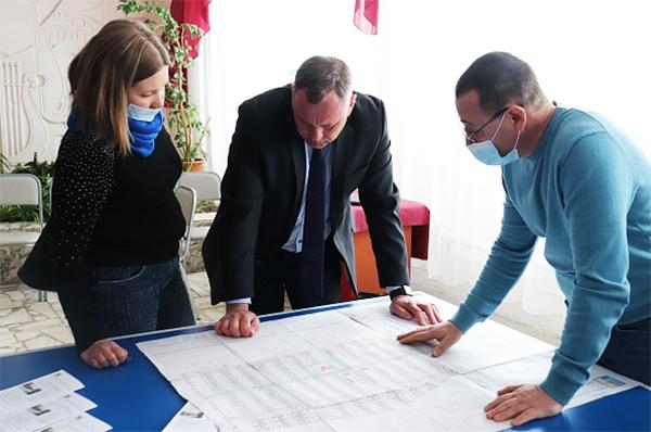 Жителям села Надеждино пообещали новый ФАП #Омск #Общество #Сегодня