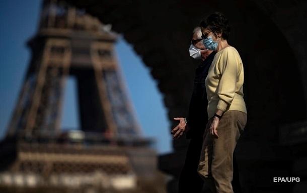 Во Франции приняли решение о расширении режима карантина