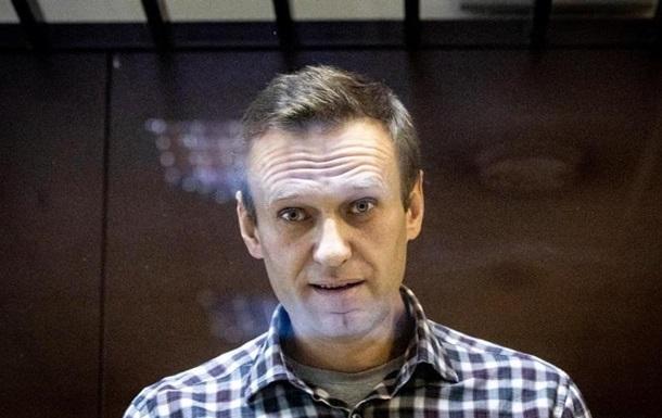 Навальный объявил голодовку