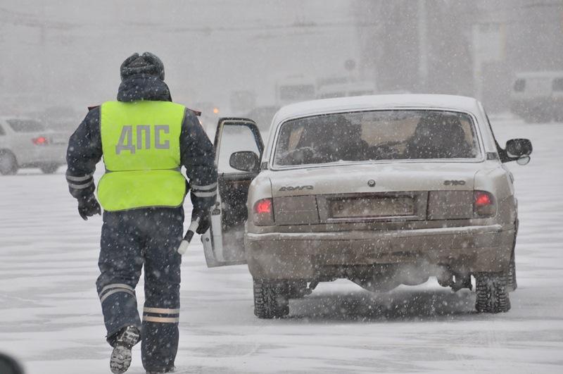 Из-за метели в Омской области удвоилось число ДТП #Омск #Общество #Сегодня