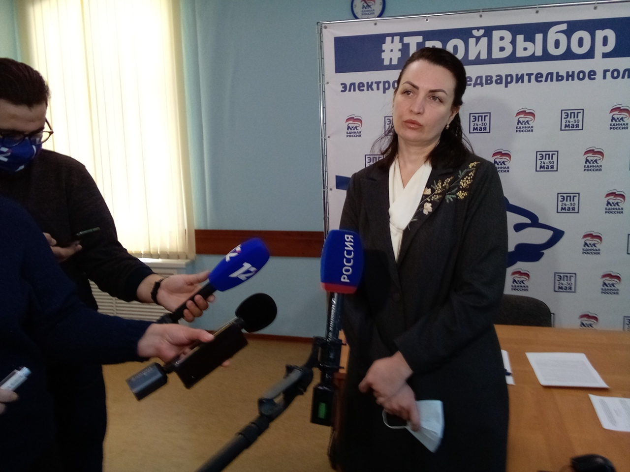 Фадина собралась еще и на выборы в Заксобрание #Новости #Общество #Омск