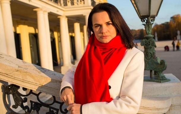 КГБ Беларуси внес Тихановскую в список причастных к терроризму