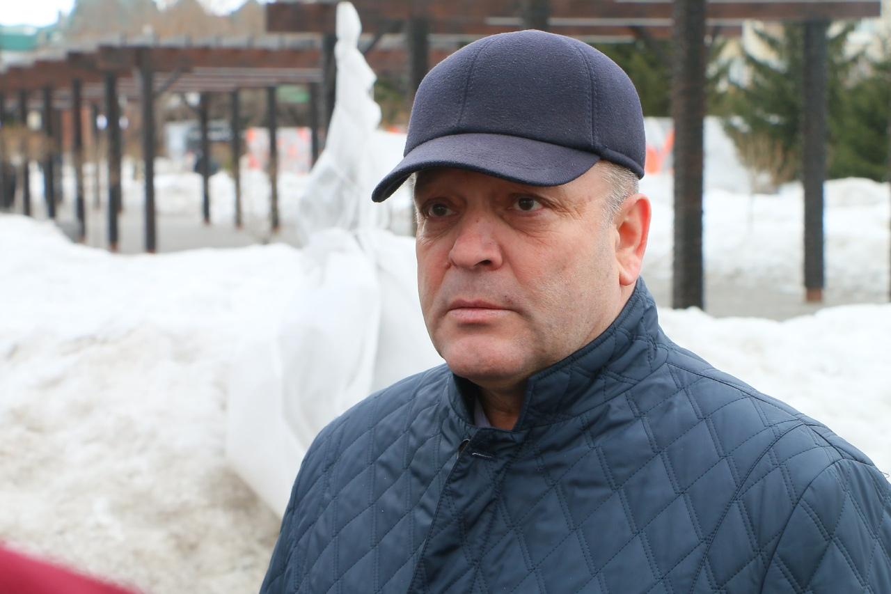 Омск снова превратился в сибирскую Венецию: можно ли избежать потопа? #Омск #Общество #Сегодня