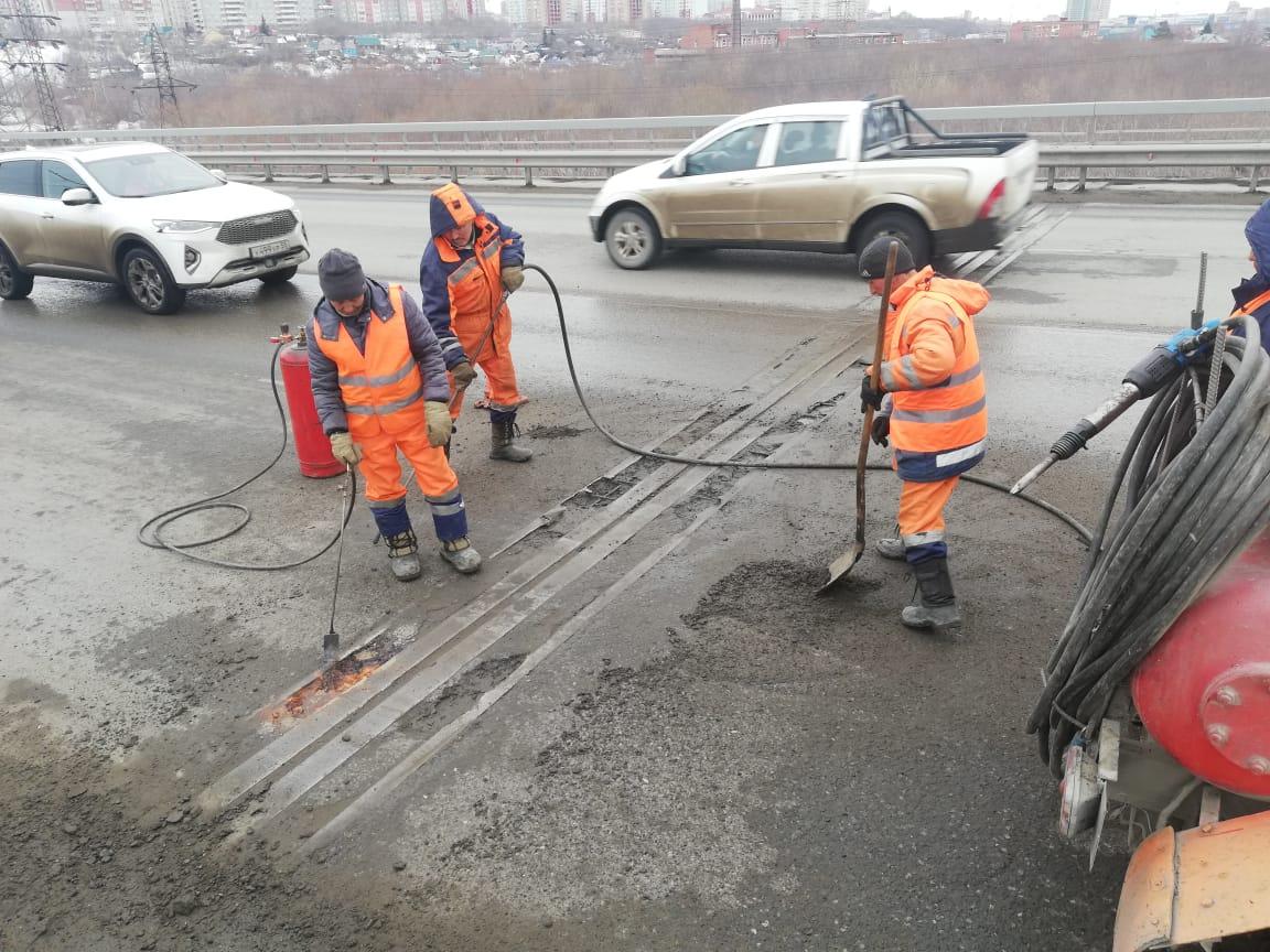 Мосты и подземные переходы в Омске готовят к паводку #Омск #Общество #Сегодня