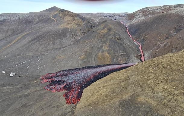 В Исландии возникли вулканические разломы
