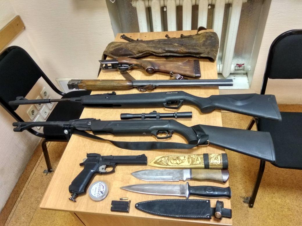 У 48 тысяч омичей дома хранится оружие #Омск #Общество #Сегодня