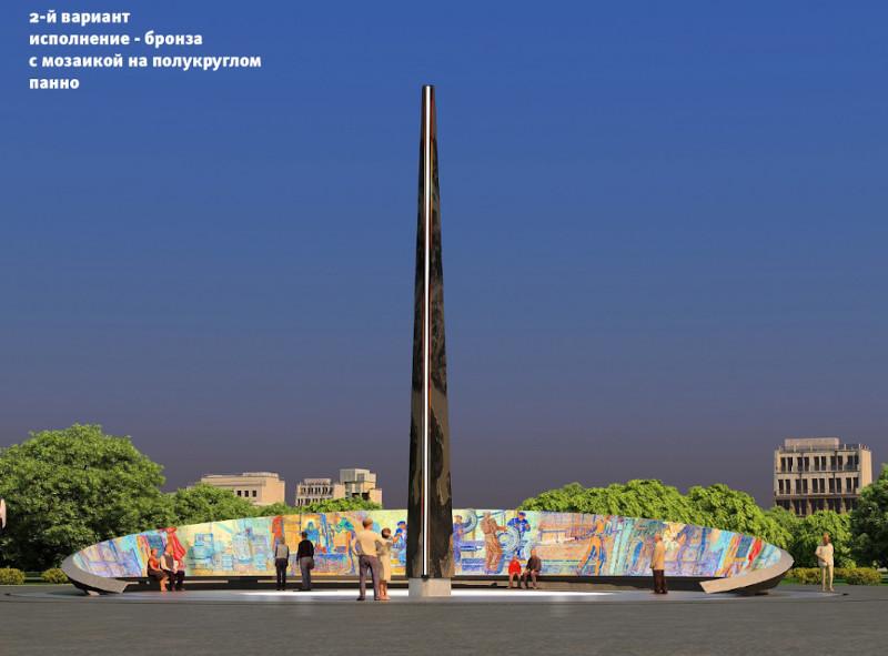 Фадина рассказала, как будут устанавливать стелу «Город трудовой доблести» #Новости #Общество #Омск