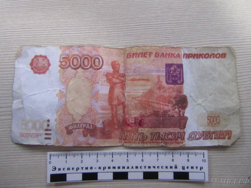 Омичке, распечатавшей деньги на цветном принтере, грозит 5 лет тюрьмы #Омск #Общество #Сегодня