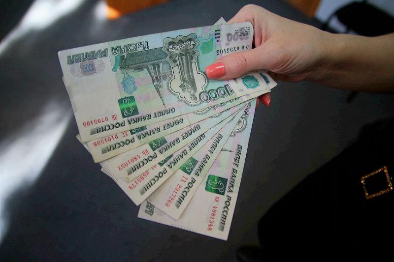 Из-за «серых» зарплат бюджет недополучает 3 трлн рублей