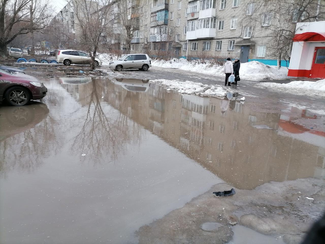 Фадина получила представление прокуратуры за ситуацию с паводком в Омске #Омск #Общество #Сегодня