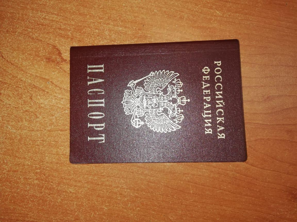 Житель Омской области не хотел ехать за забытым паспортом и придумал его кражу #Омск #Общество #Сегодня