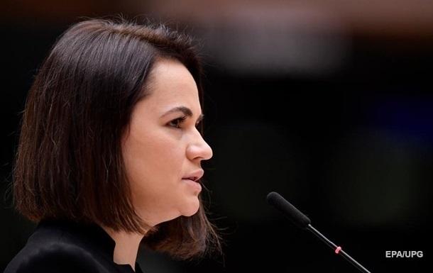 Тихановская планирует встречу с Зеленским и Байденом