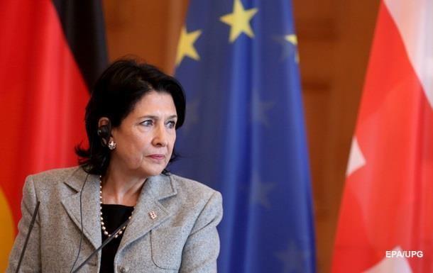 Грузия возвращает своего посла в Украину