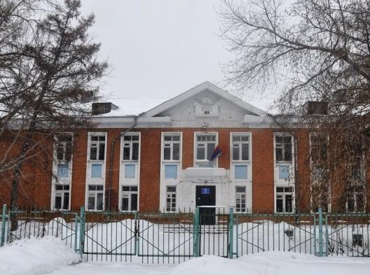 В Омске ищут арендатора для школы № 163 #Омск #Общество #Сегодня