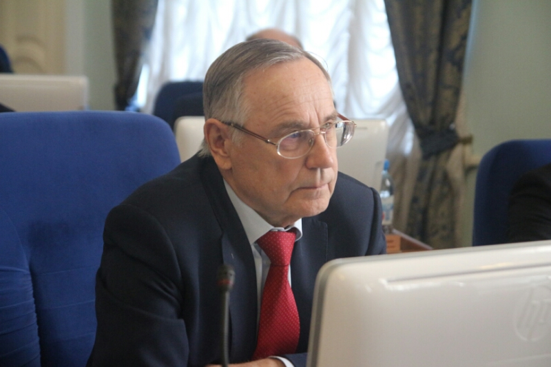 Омский бизнесмен Валерий Кокорин пойдет на праймериз «Единой России» #Омск #Общество #Сегодня