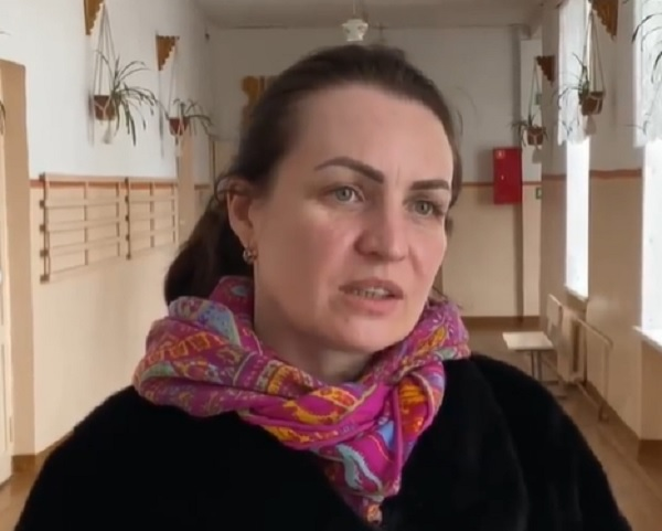 Перед выборами Фадина впервые за 20 лет посетила свою школу #Новости #Общество #Омск