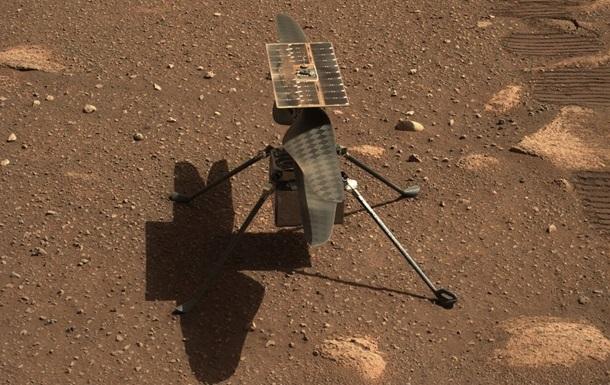 NASA отложили первый запуск вертолета на Марсе