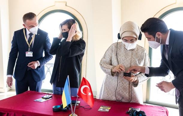В Турции начали работать два новых украиноязычных аудиогида