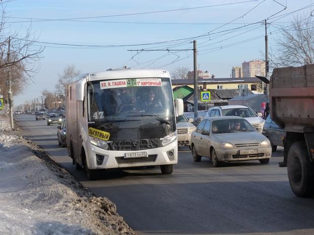 Проезд на 72-м маршруте в Омске не подорожает – мэрия #Омск #Общество #Сегодня