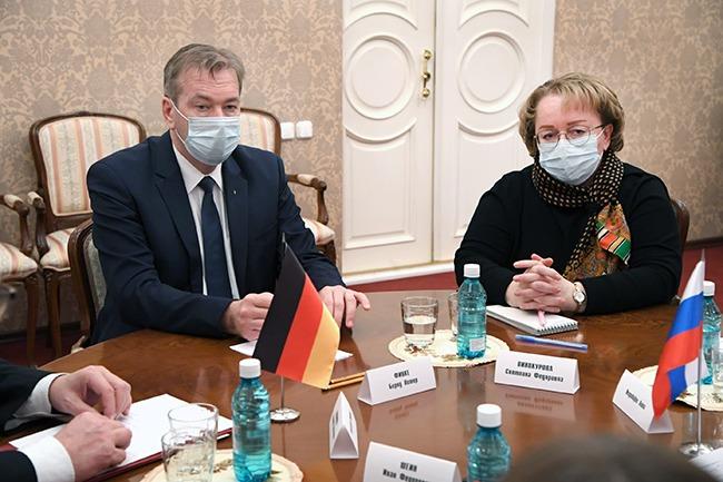 Из Омска в Германию хотят открыть прямой авиарейс #Омск #Общество #Сегодня