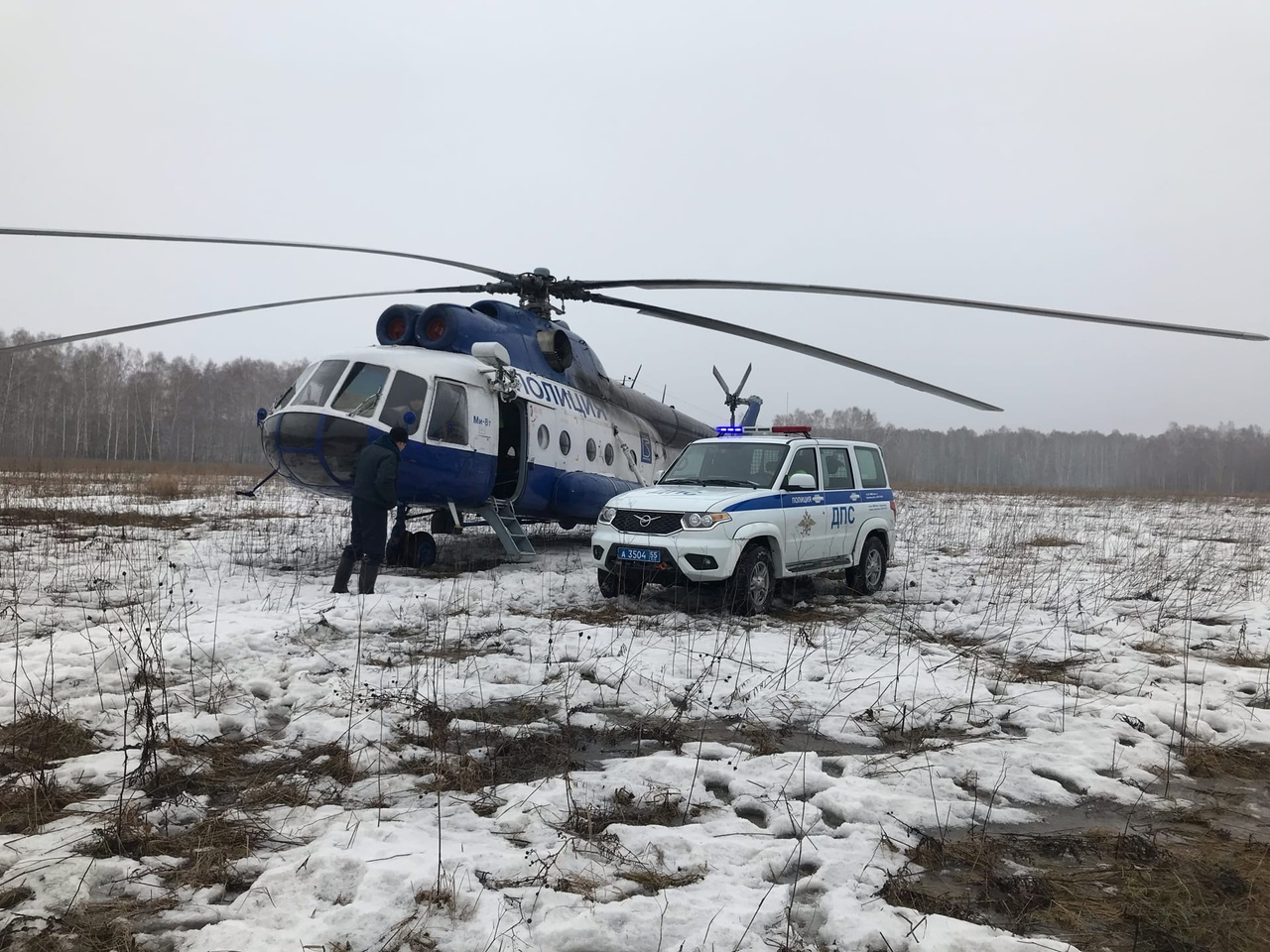 В Омской области автолюбителей-нарушителей ловят с воздуха #Омск #Общество #Сегодня