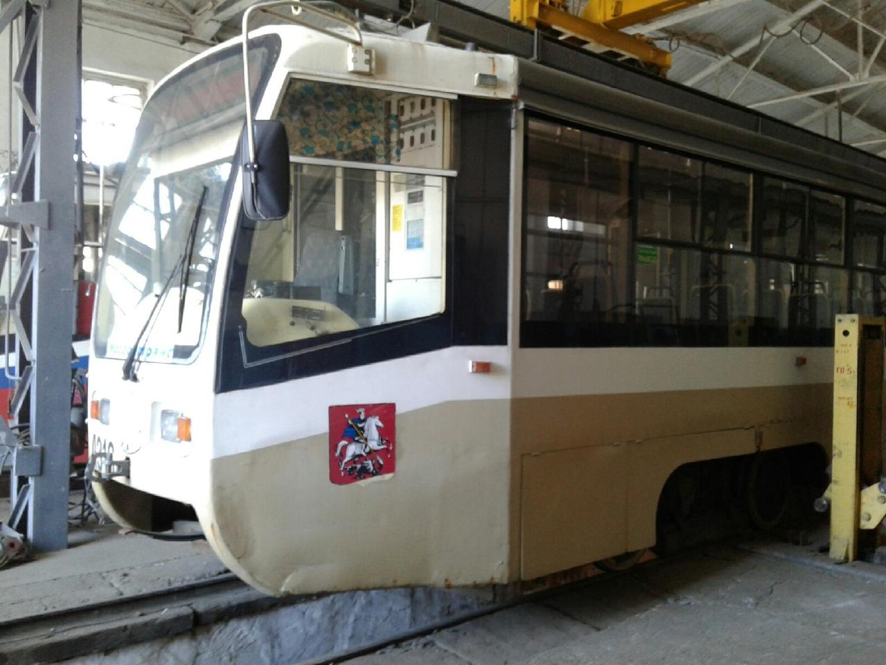 Омск попросит у Москвы очередную партию списанных трамваев #Новости #Общество #Омск