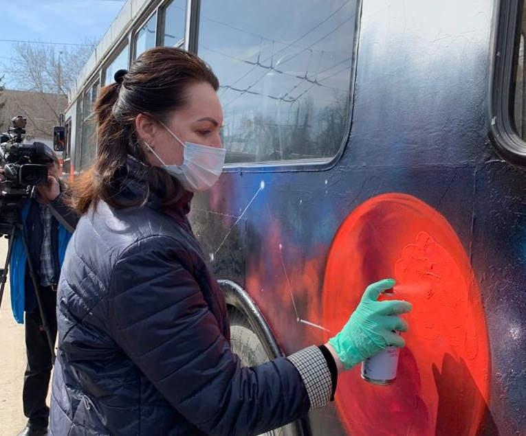 Фадина заявила, что полет Гагарина вдохновляет на подвиги #Омск #Общество #Сегодня