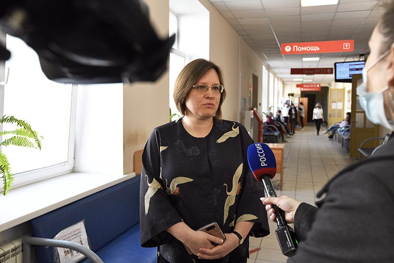 Поставить прививку от ковида теперь можно в МФЦ #Омск #Общество #Сегодня
