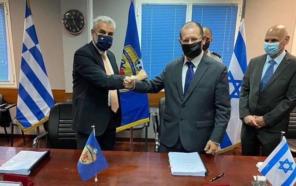 Израиль и Греция подписали крупнейший оборонный контракт