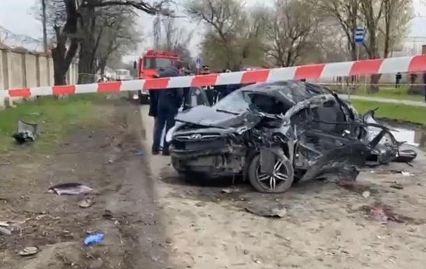 В России подросток устроил ДТП с пятью жертвами