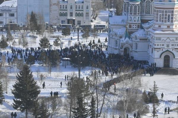 Омичей призывают не ходить на акции в поддержку Навального #Новости #Общество #Омск