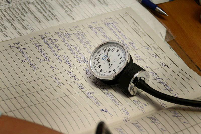 Главврач омской поликлиники подозревается в мошенничестве на миллион #Омск #Общество #Сегодня