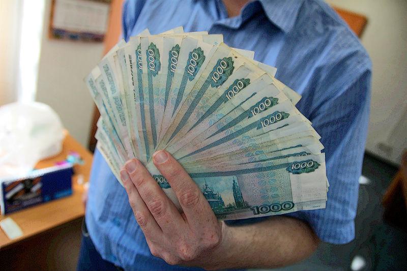 В Омской области сократился объем просроченной зарплаты #Омск #Общество #Сегодня