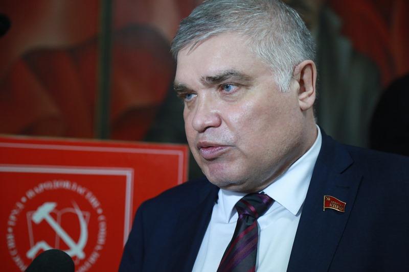 Депутат – об уходе Казимирова: «Он очень хороший специалист, отлично работал» #Новости #Общество #Омск