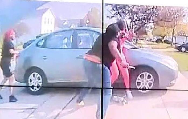 В США обнародовали видео убийства девушки полицейским