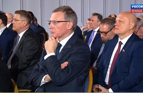 Бурков надеется достроить аэропорт Федоровка и Северный обход Омска