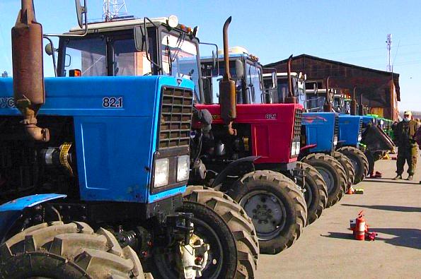 Аграрии Омского района подготовили технику к старту полевых работ