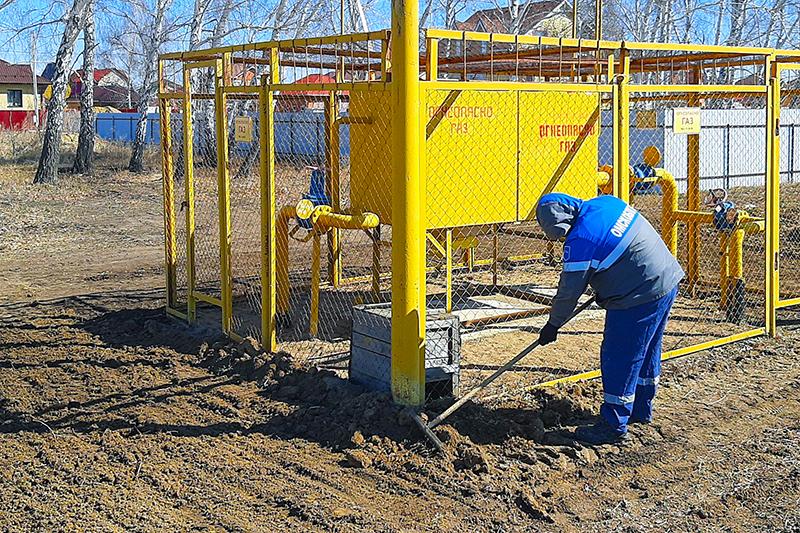 «Омскоблгаз» усилил меры пожарной безопасности на своих объектах