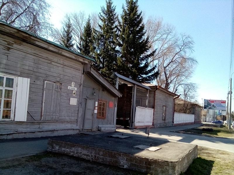 В омском Минкульте выявили новые «места Достоевского» #Новости #Общество #Омск