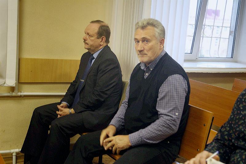 Гребенщиков и Масан не смогли оспорить приговор: будут сидеть дальше #Новости #Общество #Омск