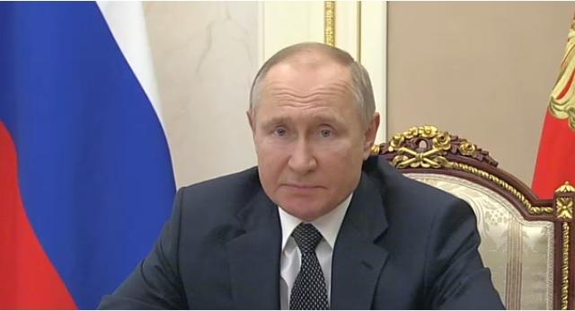 Путин объявил выходные с 1 по 10 мая #Омск #Общество #Сегодня