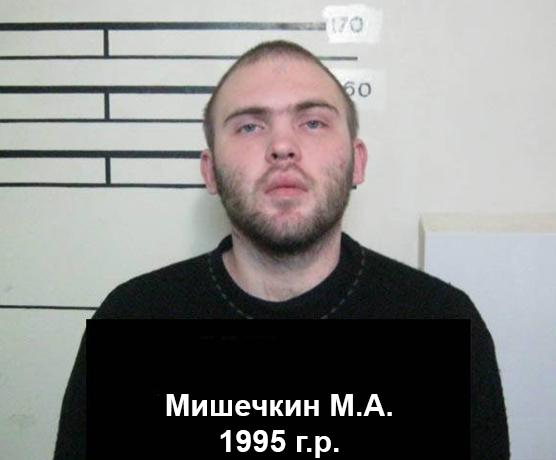 В Омской области ищут сбежавшего заключенного в шрамах и со снежинкой на руке #Новости #Общество #Омск