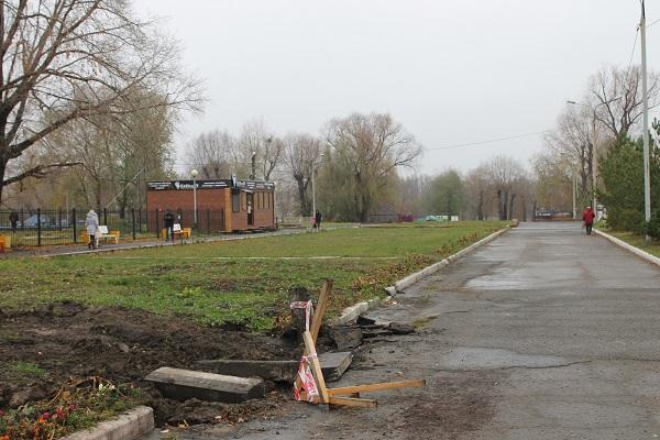 Стало известно, что сделают на «Зеленом острове» в этом году #Новости #Общество #Омск