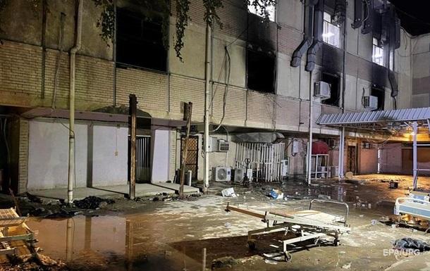 Взрыв больницы в Ираке: число жертв возросло в четыре раза